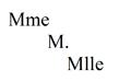 Как правильно писать и читать французские аббревиатуры и сокращения? Abréviations et sigles