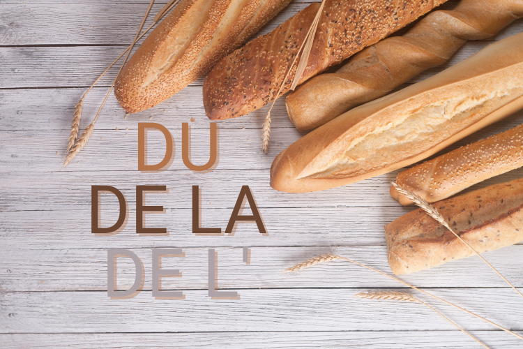Французские артикли. Частичный артикль во французском языке