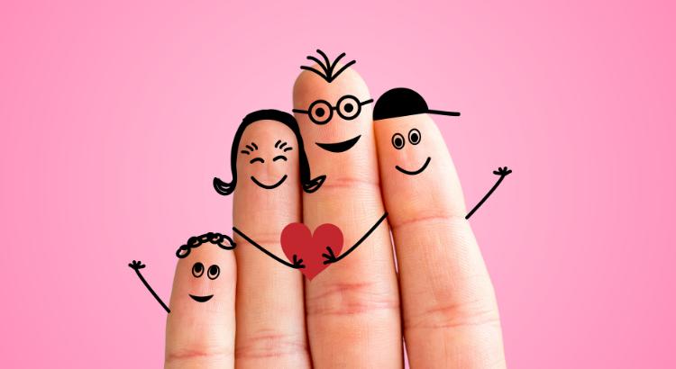 La famille. Члены семьи на французском языке