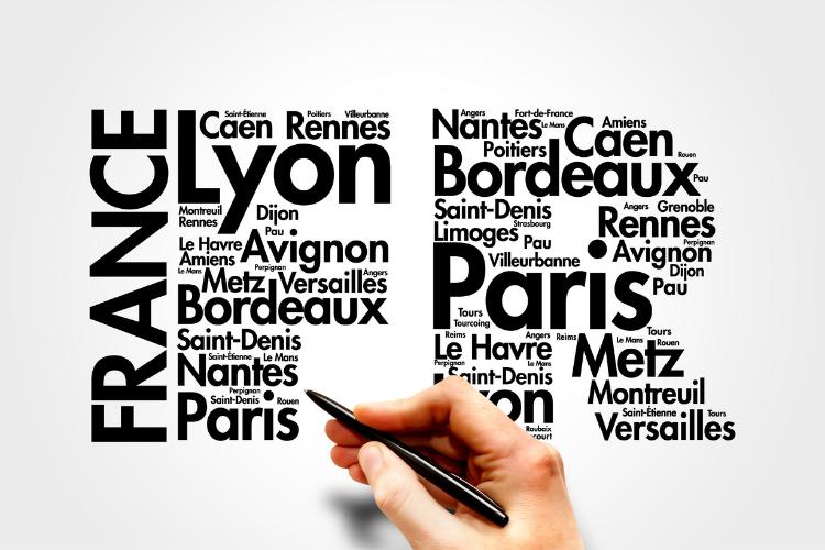 Где говорят по - французски? Франкоговорящие страны и территории.